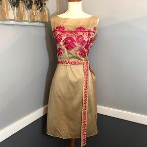 Eva Franco embroidered dress